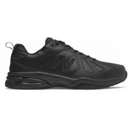 Кроссовки New Balance 624v5 моно черные