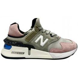 Кроссовки New Balance 997.5 серо-розовые