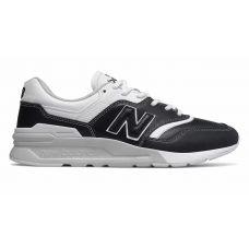 Кроссовки New Balance 997 H черно-белые