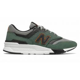 Кроссовки New Balance 997h Varsity темно-зеленые