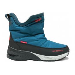 Зимние ботинки New Balance синие