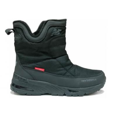 Зимние ботинки New Balance черные