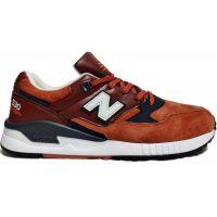 New Balance кроссовки 530 оранжевые