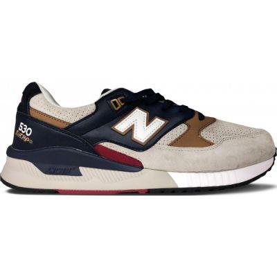 New Balance кроссовки 574 серо-синие