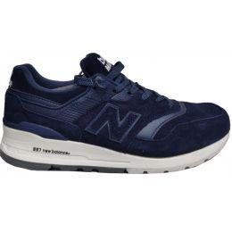 New Balance кроссовки 997 моно синие