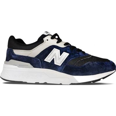 New Balance кроссовки 997 синие с белым