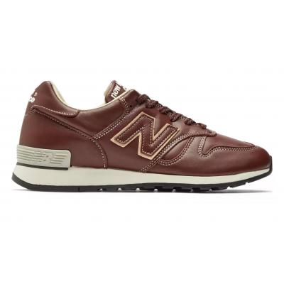 Кроссовки New Balance 670 коричневые