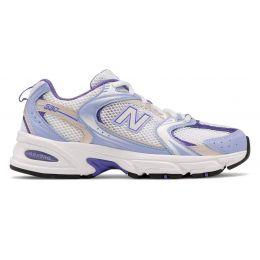 New Balance кроссовки женские 997h синие с оранжевым