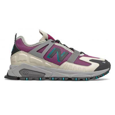 New Balance кроссовки женские X-Racer Utility фиолетовые