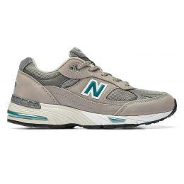 New Balance Made in UK 991 20th Anniversary бежевые