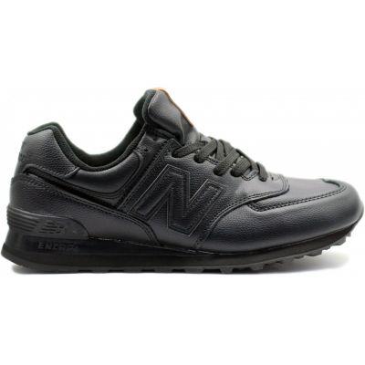 Кроссовки New Balance черные зимние мужские