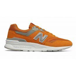 Кроссовки New Balance 997h оранжевые