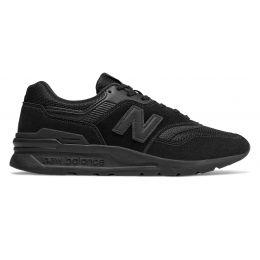 Кроссовки New Balance 997h черные