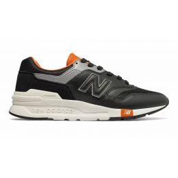 Кроссовки New Balance 997h серые с черным