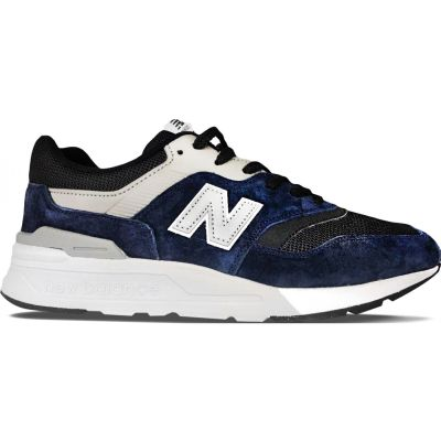 Кроссовки New Balance 997h черно-бирюзовые