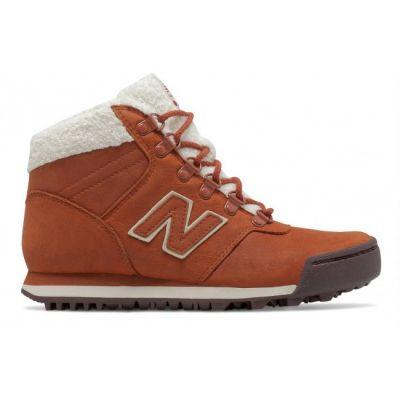 Кроссовки New Balance 701 коричневые зимние