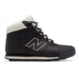 Кроссовки New Balance 701 чёрные зимние