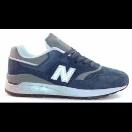 Кроссовки New Balance 997 Sport USA синие