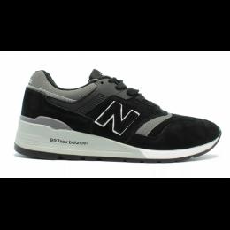 Кроссовки New Balance 997 Sport USA черные