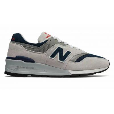 Кроссовки New Balance 997 Made in USA серые