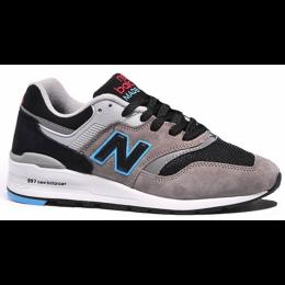 Кроссовки New Balance 997 Sport USA серые с черным
