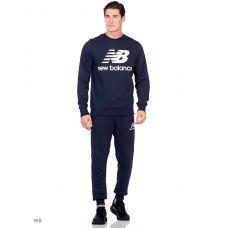 Спортивный костюм New Balance темно-синий