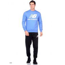 Спортивный костюм New Balance голубой
