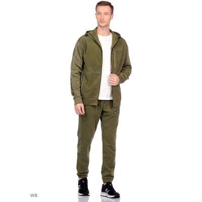 Спортивный костюм New Balance зеленый