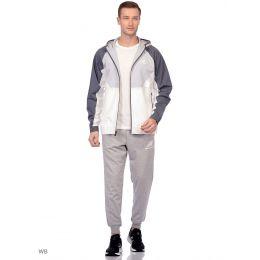 Спортивный костюм New Balance светло-серый