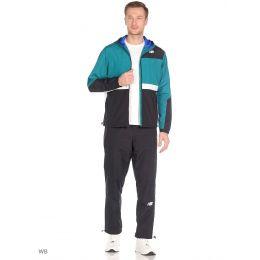 Спортивный костюм New Balance синий