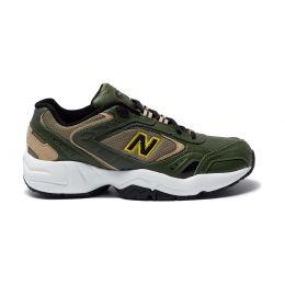 Кроссовки New Balance 452 женские зеленые