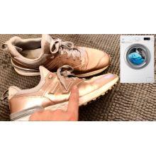 Как стирать кроссовки New Balance