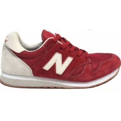 Кроссовки New Balance женские Красно-белые (36-41)