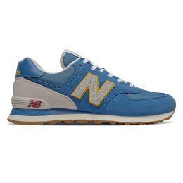 New Balance 574 мужские синие (41-45)