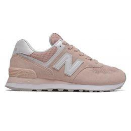 Кроссовки New Balance 574 женские розовые (36-41)