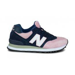 Кроссовки New Balance женские Розово-синие (36-41)