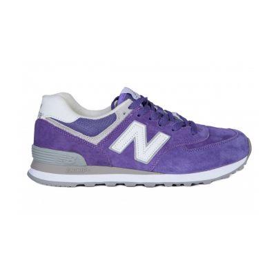 Кроссовки женские New Balance Фиолетовые (36-41)