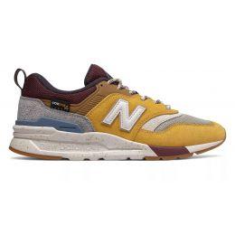 Кроссовки New Balance 997 Cordura женские желтые