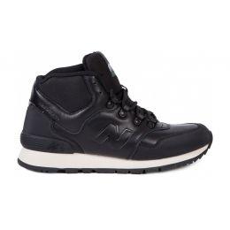 Кроссовки New Balance Черно-белые мужские
