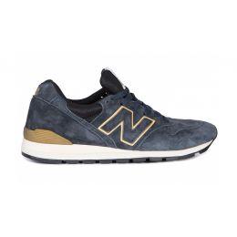Кроссовки New Balance мужские Сине-желтые (40-45)