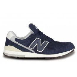 Кроссовки New Balance мужские Сине-белые (40-45)