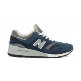Кроссовки мужские New Balance темно-синие (40-45)