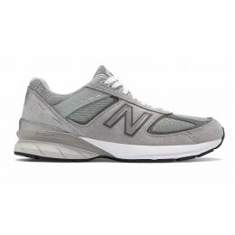 New Balance 990 замшевые gray