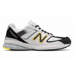 New Balance 990 замшевые white