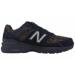 New Balance 990 замшевые синие для мальчика