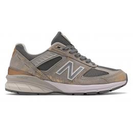 Кроссовки New Balance 990 замшевые бежевые