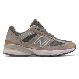New Balance 990 замшевые бежевые