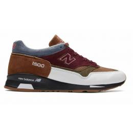 New Balance 1500 замшевые коричневые