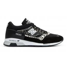 New Balance 1500 кожаные черные