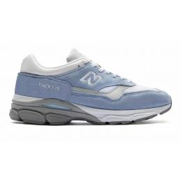 New Balance 1500 замшевые голубые